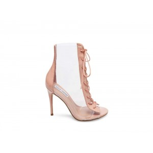 Clearance Sale - Steve Madden Women's Heels MELTDOWN CLEAR