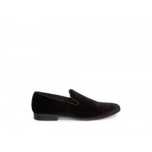 Clearance Sale - Steve Madden Men's Dress LAIGHT Black Velvet