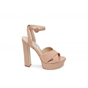 Clearance Sale - Steve Madden Women's Heels MARTINA DARK BLUSH PATENT