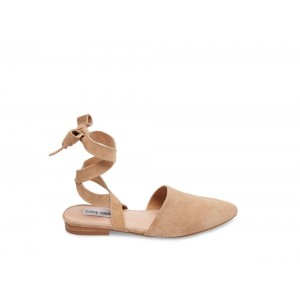 Clearance Sale - Steve Madden Women's Flats TALIAH CAMEL Suede