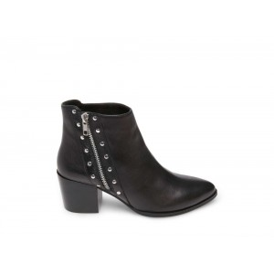 Clearance Sale - Steve Madden Women's Booties NOLAN Black Leather