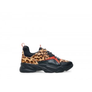 Steve Madden Men's Sneakers MOVER LEOPARD Multi