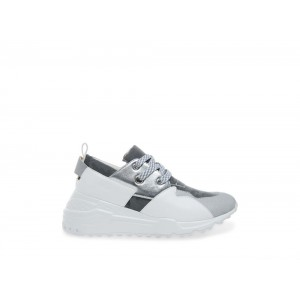 Clearance Sale - Steve Madden Women's Sneakers CLIFF Grey REFLECTIVE