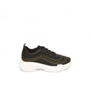 Clearance Sale - Steve Madden Women's Sneakers MACKENA Black Multi