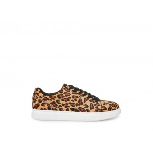 Steve Madden Men's Sneakers HANK-P LEOPARD Black Friday 2020
