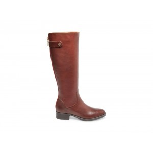 Clearance Sale - Steve Madden Women's Boots JOURNAL Cognac Leather
