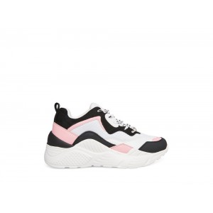 Steve Madden Women's Sneakers ANTONIA Black/Pink