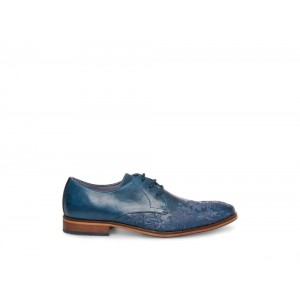 Clearance Sale - Steve Madden Men's Dress DAHLIA Navy Leather