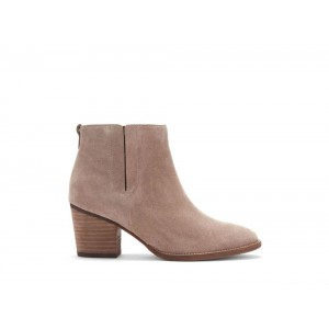 Clearance Sale - Steve Madden Women's Booties NANDO WATERPROOF Taupe