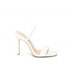 Clearance Sale - Steve Madden Women's Heels NICKEY WHITE PATENT