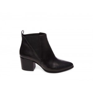 Christmas Deals 2019 - Steve Madden Women's Booties NEUTRAL Black Leather