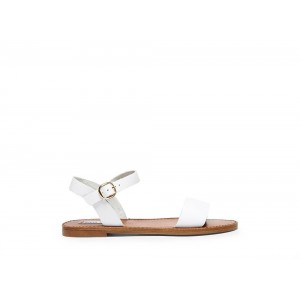 Clearance Sale - Steve Madden Women's Sandals DONDDI WHITE Leather