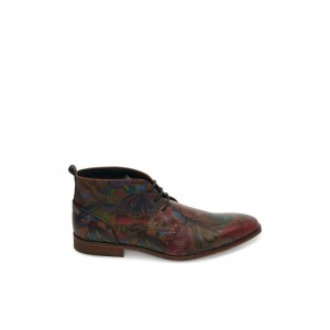 Clearance Sale - Steve Madden Men's Boots SWALLOW Brown Multi