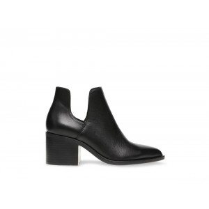 Clearance Sale - Steve Madden Women's Booties DURAN Black Leather