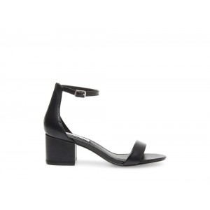 Clearance Sale - Steve Madden Women's Sandals IRENEE Black Leather