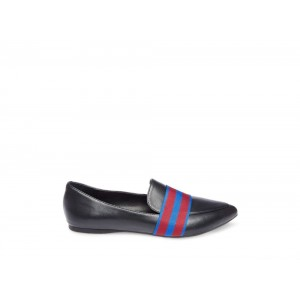 Clearance Sale - Steve Madden Women's Flats FOSTER Black Multi