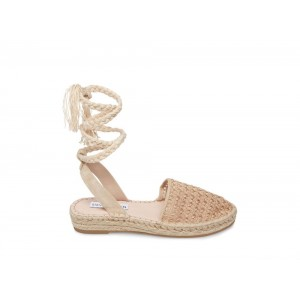 Clearance Sale - Steve Madden Women's Flats MARGARITA NATURAL RAFFIA