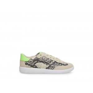 Clearance Sale - Steve Madden Women's Sneakers SLADE NATURAL Snake