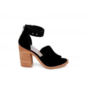 Clearance Sale - Steve Madden Women's Heels CONNER Black Suede