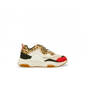 Clearance Sale - Steve Madden Men's Sneakers ANTONIO LEOPARD