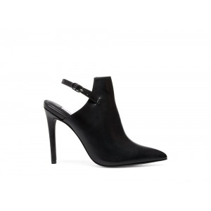 Clearance Sale - Steve Madden Women's Heels DAILY Black Leather