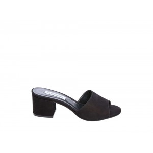 Clearance Sale - Steve Madden Women's Heels INSIST Black NUBUCK