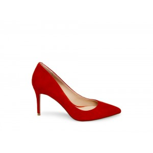 Clearance Sale - Steve Madden Women's Heels LOCAL Red Suede