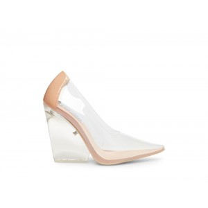 Clearance Sale - Steve Madden Women's Heels EVOLUTION CLEAR