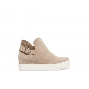 Clearance Sale - Steve Madden Women's Sneakers WYNN Grey Suede