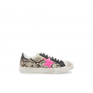 Clearance Sale - Steve Madden Women's Sneakers RUBIE NATURAL Multi