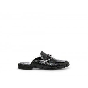 Clearance Sale - Steve Madden Men's Dress CALAN Black CROCODILE