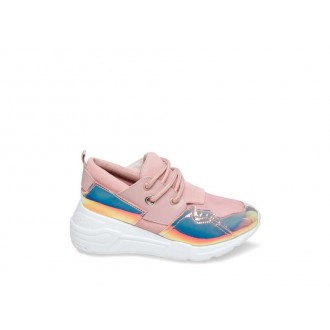 Clearance Sale - Steve Madden Women's Sneakers CLIFF BLUSH Multi