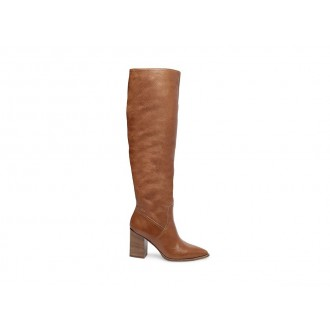 Christmas Deals 2019 - Steve Madden Women's Boots ESSENTIAL Cognac Leather