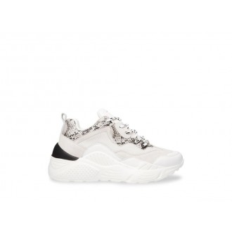 Clearance Sale - Steve Madden Women's Sneakers ANTONIA WHITE Multi