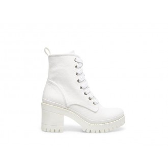 Clearance Sale - Steve Madden Women's Booties BLOOM WHITE