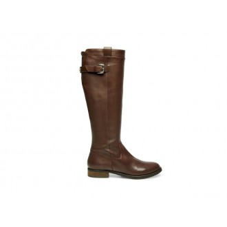Clearance Sale - Steve Madden Women's Boots ANABELL Brown Leather
