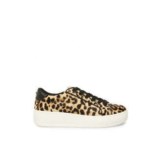 Steve Madden Women's Sneakers BERTIE-L LEOPARD Multi Black Friday 2020