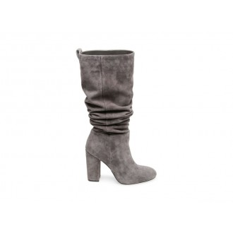 Steve Madden Women's Boots TILA Grey Suede Black Friday 2020