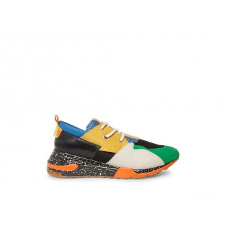 Christmas Deals 2019 - Steve Madden Men's Sneakers RIDGE BRIGHT Multi