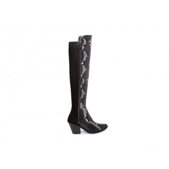 Christmas Deals 2019 - Steve Madden Women's Boots US-STORM Black