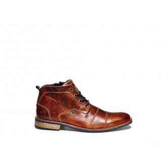 Clearance Sale - Steve Madden Men's Boots KRAMERR Tan Leather