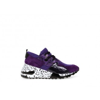 Clearance Sale - Steve Madden Women's Sneakers CLIFF PURPLE Multi