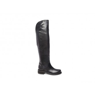 Christmas Deals 2019 - Steve Madden Women's Boots PASHA Black Leather