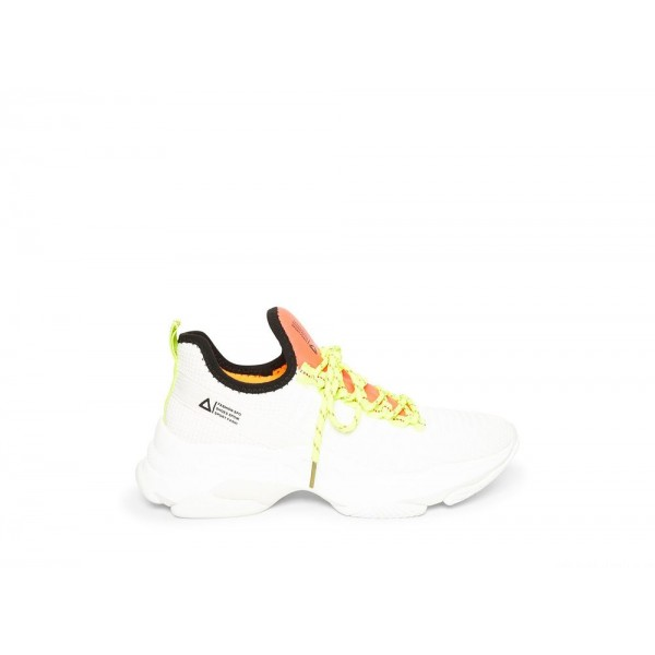 Clearance Sale - Steve Madden Women's Sneakers MAC WHITE Multi