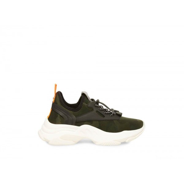 Clearance Sale - Steve Madden Women's Sneakers MYLES CAMOUFLAGE