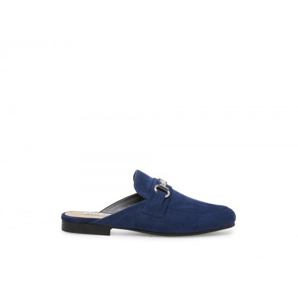 Clearance Sale - Steve Madden Women's Mules KANDI Navy Suede