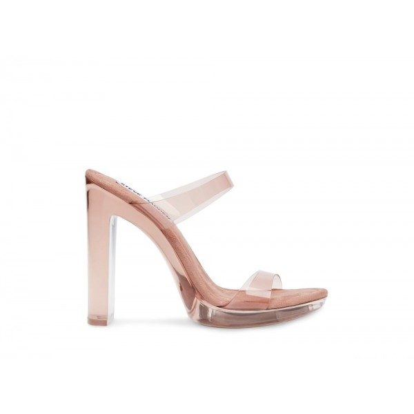 Clearance Sale - Steve Madden Women's Sandals GLASSY Tan