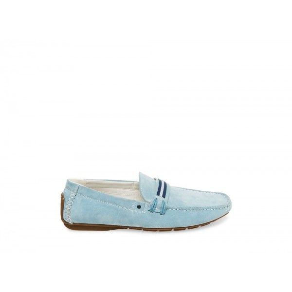 Clearance Sale - Steve Madden Men's Casual GRAB BABY BLUE Suede
