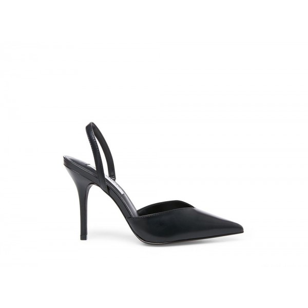 Clearance Sale - Steve Madden Women's Heels DIPPED Black Leather