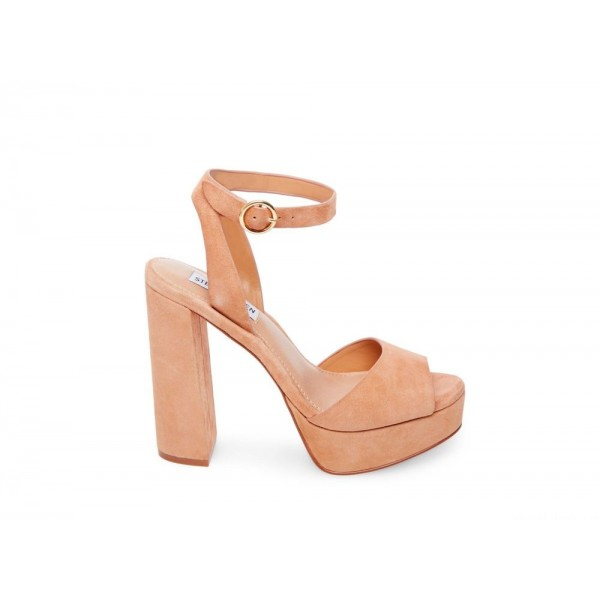 Clearance Sale - Steve Madden Women's Heels MADELINE BLUSH Suede